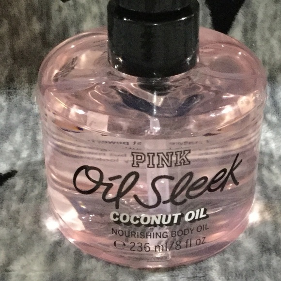 e97376ad3a3a3 Victoria s Secret Pink Oil Sleek Body Oil